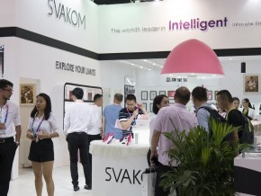 SVAKOM Attended China Adult Care Expo 2018 at Shanghai